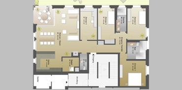 Verkauf von Eigentumswohnungen, Gartenwohnungen, Dachwohnungen und Attikawohnungen im Limberg Küsnacht Zürich Zummikon Zollikon